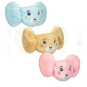 🆕️ Bundle of 3 Fluffy  Mouth Mask For Kids